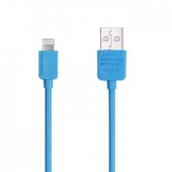 Καλώδιο φόρτισης Remax για iPhone 6/5 μπλε